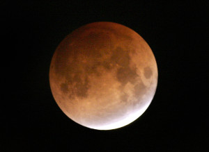 Germany Lunar Eclipse