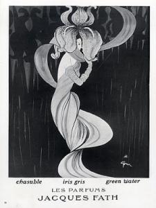 fath_1949_iris gris _perfume ad