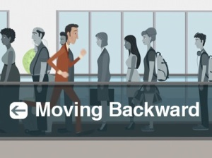 movingbackward